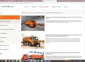 Пример перевода сайта с русского на английский язык
