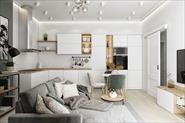 Дизайн проект квартиры, ЖК Символ