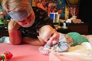 детский массаж,вальгус массаж стоп