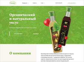 Сайт-магазин по продаже уксуса