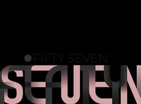 Логотип ✦ Fifty Seven