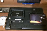 Замена SSD диска .