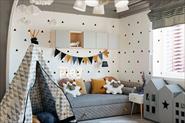 Детские и подростковые комнаты