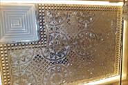 Потолок зеркальная мозайка