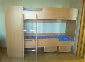 Сборка детской мебели.