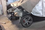 Восстановление BMW после аварии