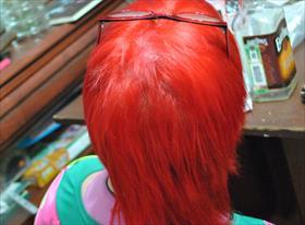 Стрижки, причёски и окрашивание волос.