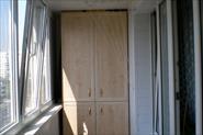 Внутренняя обшивка и шкафы.