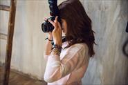 Фотографии бекстейджа, где я работаю фотографом