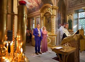 Венчание Константин и Мария