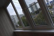 Установка балконного блока под ключ с внутренней отделкой