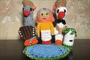 хобби- вязание