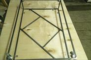 Изготовлнние столика для биокамина
