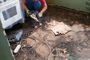 Ремонт кухни и замена электрики