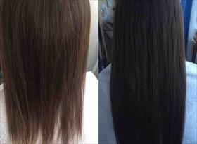 Наращивание волос . Опыт работ более 5 лет