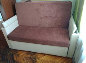 Самодельный выкатной диван