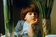 ЦВЕТЫ ( детские портреты)