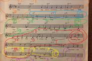 Гармонический разбор джазовой пьесы