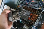 Чистка от пыли и замена термопасты ПК и моноблоков