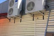 Монтаж систем кондиционирования и вентиляции воздуха
