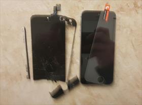 4. Замена экрана iPhone 5s