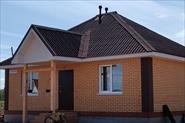 Некоторые дома и вариант отделки