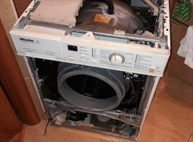 Ремонт стиральной машины Миле