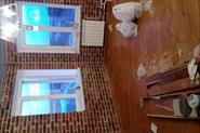 Фото работ при выполнении уборки после ремонта...