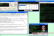 PHP, HTML, CSS, JS, Delphi