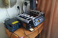 BGA и планарная пайка, замена процессоров