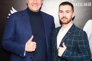 С Алексеем Ворониным на встрече в бизнес клубе