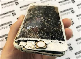 iPhone 6 в хлам