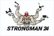 strongman-ская жизнь