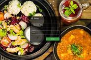 Web сервис для учета заказов по приготовлению и доставке еды.