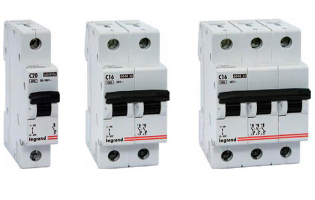 Как выбрать автоматический выключатель по мощности
