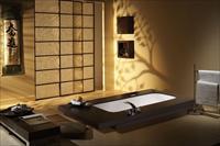 Варианты восточного дизайна ванной комнаты
