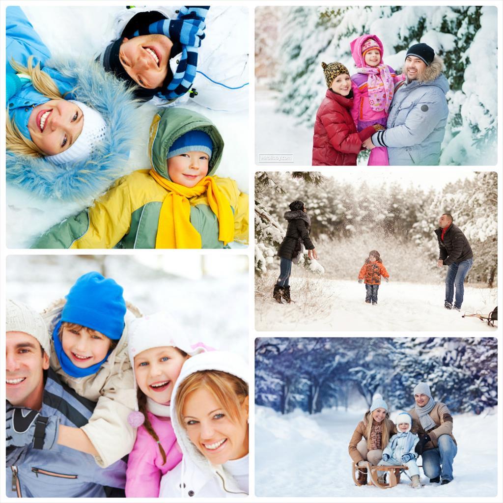 фотосессия на улице зимой идеи позы