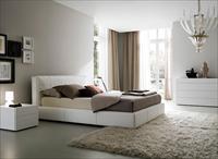 Выбор интерьера бежевой спальни